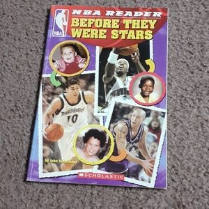 NBA Reader Befor they were stars book